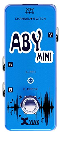 Aby Mini Guitar pedal