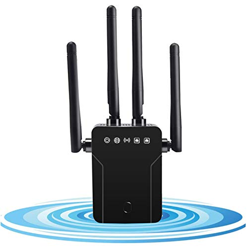 Ripetitore WiFi Wireless 1200Mbps Dual Band 5GHz...