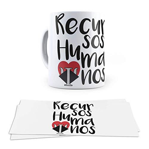 Caneca Recursos Humanos Profissão Formatura Curso Rh