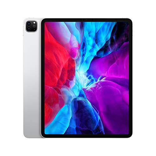 Nouveau Apple iPad Pro (12,9pouces, Wi-Fi, 128Go) - Argent (4e génération)