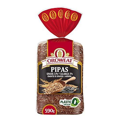 Oroweat pipas y semillas 590gr