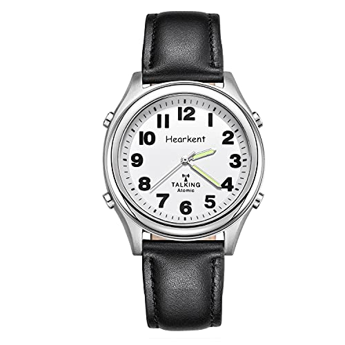 Atomic Talking Watch,Talking Watch for Visually...