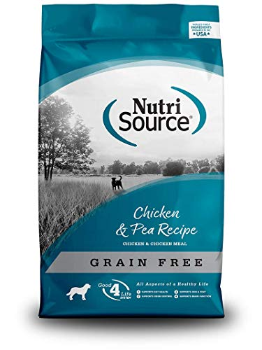 Tuffy's Pet Food NutriSource Grain Free Dog Food,...