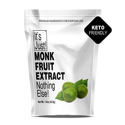 It's Just - 100% Monkfruit Extract Powder