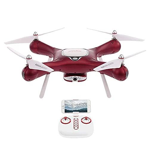 DIEFMJ Syma X25W WiFi FPV Regolabile 720 P Fotocamera Drone Flusso Ottico Posizionamento Altitudine Tenere Quadcopter