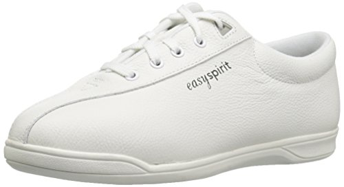 Easy Spirit ESAP1 Oxford para mujer, color Blanco, talla 37 EU