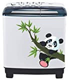 AH Decals Washing Machine Sticker Suitable for Front Panel Cute Cartoon Sticker 24 X 24 Inches