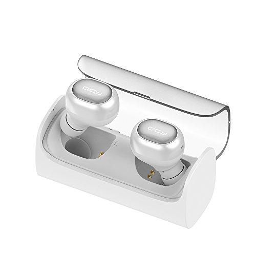 QCY Q29 Auriculares Bluetooth Mini Headset Tecnología TWS Bluetooth...
