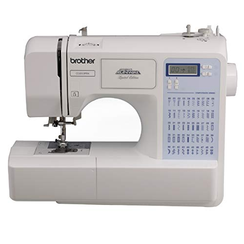Brother Project Runway CS5055PRW Sewing Machine Review