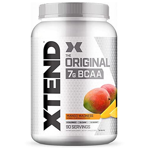 国内正規品 Scivation Xtend BCAA Mango Madness (マンゴーマッドネス) 90杯分