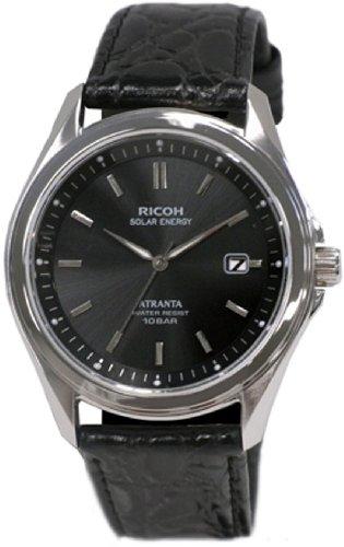 リコー 腕時計 697005-15 ブラック