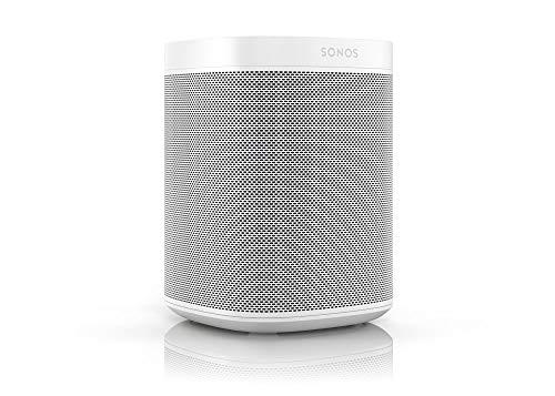 Sonos One altavoz inteligente con control por voz de Amazon Alexa...