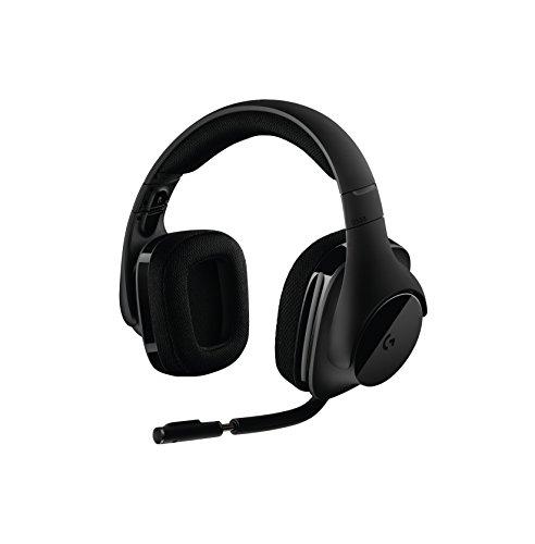 Logitech G533 Wireless Gaming Headset – DTS 7.1...