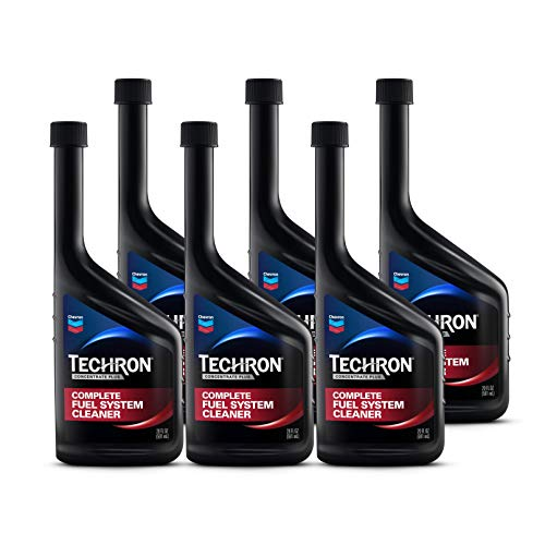 Chevron Techron Concentrate Plus Cleaner
