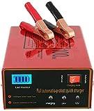 12V/24V Chargeur de batterie pour voiture intelligent automatique Mainteneur, au...