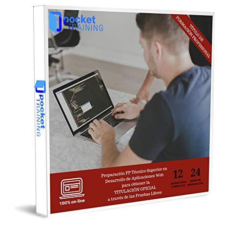 Pockettraining   Curso Online y Guía de Formación   Curso Preparatorio Pruebas Libres FP Desarrollo de Aplicaciones Web   Formación Profesional