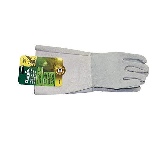 Cevik - Ce-085r - guanti speciali di saldatura dividere