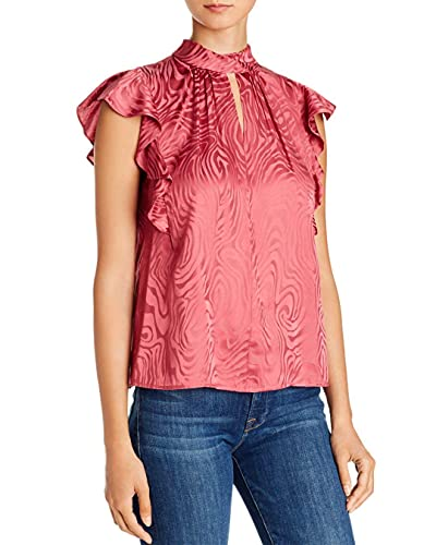 """Hits at low hip 24 1/2"""" inches from high point shoulder 52% Silk, 48% Viscose"""
