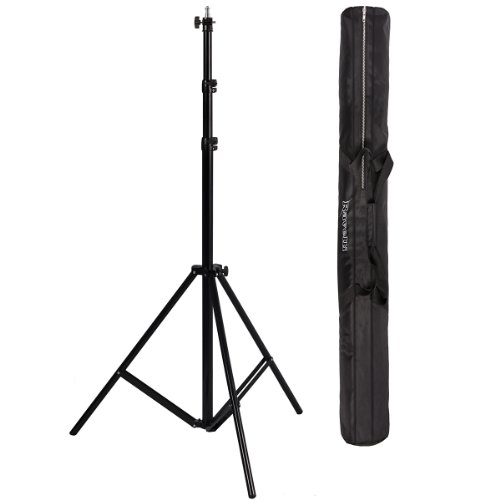 Ravelli ALS Full 10' Air Cushioned Light Stand with Included...