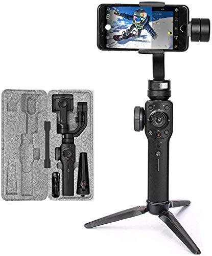 Zhiyun Smooth 4 3-assi stabilizzatore di cardano compatibile, Vertigo Shoot Focus Phonego Mode Focus Pull & Zoom Capability