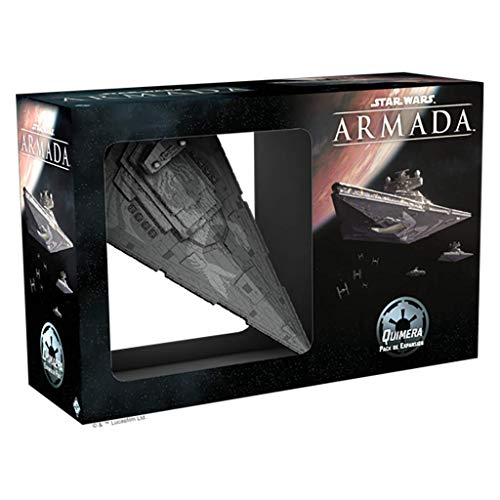 Fantasy Flight Games- Star Wars Armada: quimera - español, Color (FFSWM29)