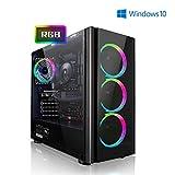 Megaport PC Gamer Platin AMD Ryzen 5 2600 6x 3,40 GHz • GeForce...