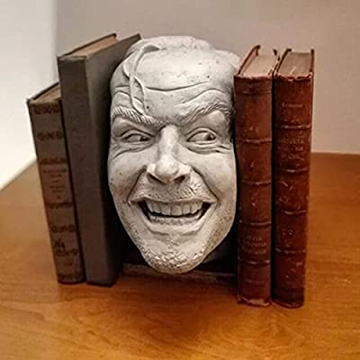 """Unique design - The design is inspired by the classic lens of """"The Shining""""- """"Here's Johnny"""", Very, very creative,Fine workmanship, lifelike appearance.With the surprised expression, it is really interesting. You need to see this to believe it - Abso..."""