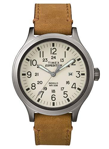 Timex Herren Analog Quartz Uhr Expedition Scout