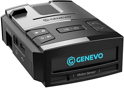 GENEVO™ MAX Radarwarner / Blitzwarner – Warnt vor...