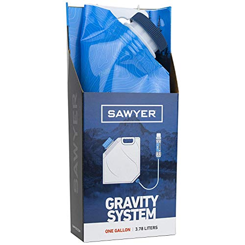 SAWYER ソーヤー 1ガロン(3.78L) グラビティシステム SP160【日本正規品】