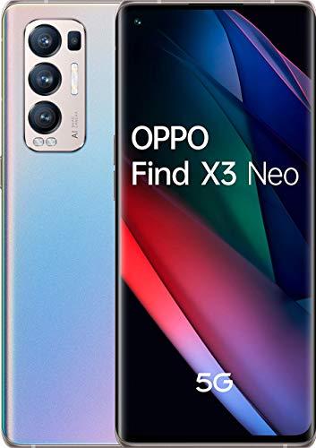 OPPO Find X3 Neo 5G - Pantalla 6,55 (OLED 90 Hz, 12+256 GB,...