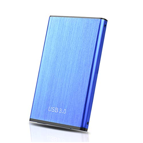 Hard Disk 1tb Esterno Portatile USB3.0 SATA HDD Storage Hard Disk Esterno per PC, Mac, Desktop,...