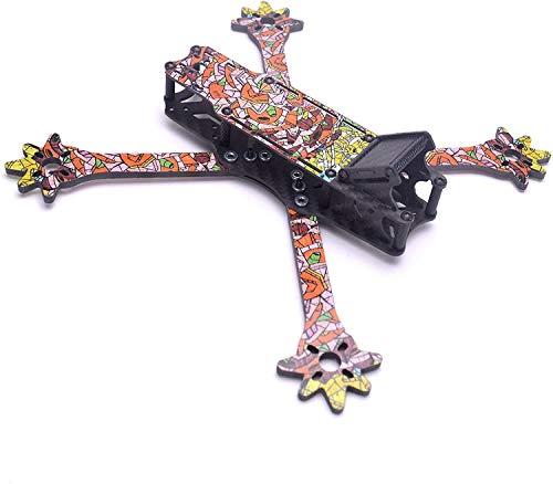FPV Nova 5' 235 mm Racing - Freestyle Drone Frame Kit Fibra di Carbonio