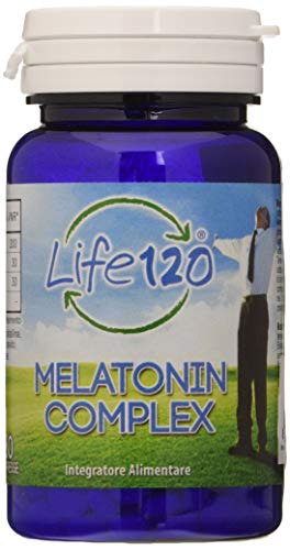 Life 120 Melatonin complex - 180 compresse