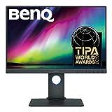 BenQ SW240 Monitor per Fotografi PhotoVue da 24', 1920 x 1200 (WUXGA), IPS,...