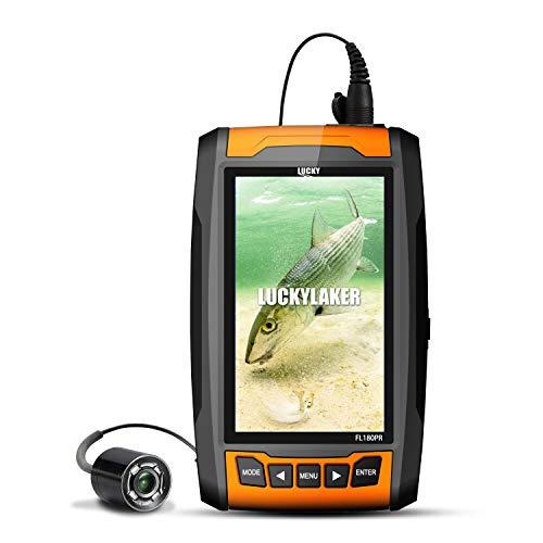 LUCKY Underwater Fishing Camera con Schermo ad Alta risoluzione
