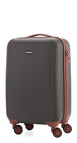 HAUPTSTADTKOFFER - Wannsee - Valigia bagaglio a mano 58 cm, Trolley rigido, legero , ABS, TSA, 37...