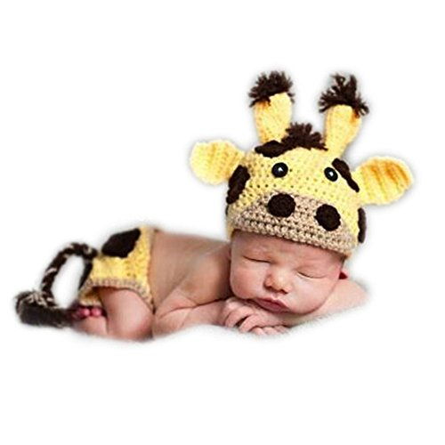 Fashion Unisex Newborn Girl Boy Baby Outfits Photography Props...