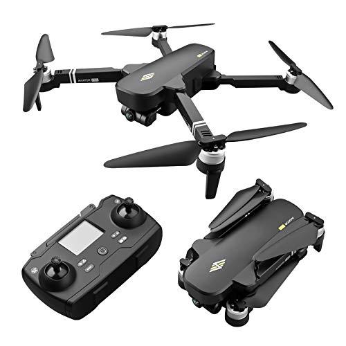 LIZHOUMIL Mini Drone,8811 PRO RC Quadcopter,Drone con 6K HD Camera,Modalit senza testa,Fly Arround,Intelligent Flollowing,Trasmissione di immagini 5G HD,Pieghevole,Adatto per principianti 1 batteria