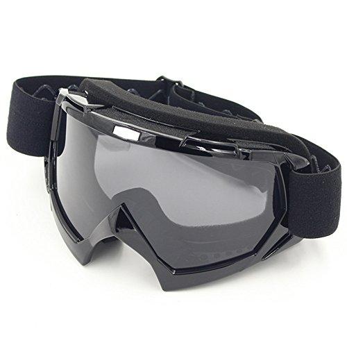 Schutzbrille, Motorradbrillen Motocross Dirtbike Fahrrad Wind Staubschutz Fliegerbrille Snowboardbrille Brille