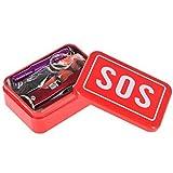 Gearmax Outdoor Survival Kit SOS Kit Équipement de Survie Équipement d'urgence...