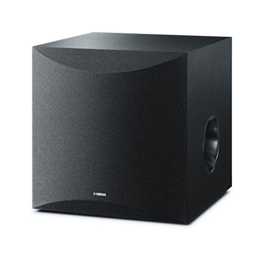 Yamaha 10' 100W Powered Subwoofer - Black (NS-SW100BL)