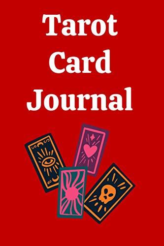 Tarot Card Journal: Modern Witch Tarot Journal | A Log book...