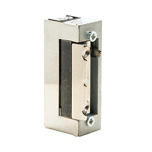 JIS 3012805 1740 Gâche électrique sans têtière avec levier 12V