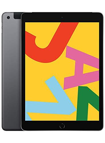 Nuevo Apple iPad (10,2 pulgadas, Wi-Fi + Cellular, 32GB) - Gris Espacial