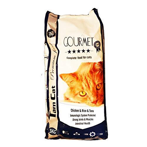 JLN PIENSO para Gatos Premium Gourmet (atún y Pollo) 3KG