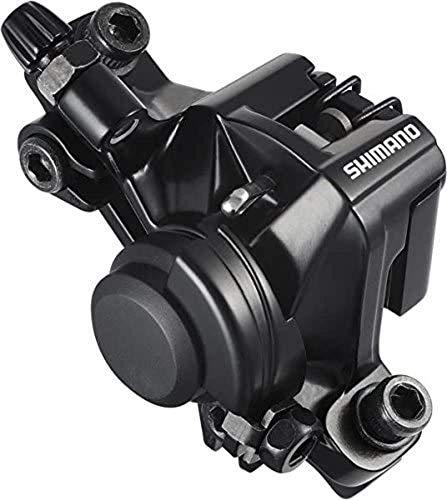 SHIMANO Unisex's M375 Brake Caliper, Schwarz (VR od. HR), talla_única