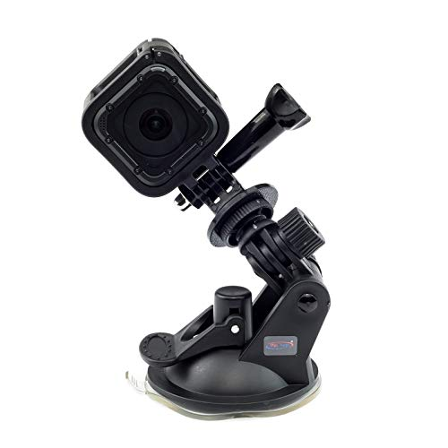 Digicharge Auto Supporto a Ventosa per Garmin VIRB 360 VIRB X VIRB XE VIRB Ultra 30 Action Camera