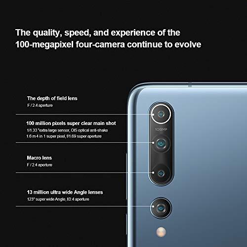 Xiaomi Mi 10 - Smartphone 128GB, 8GB RAM, Twilight Grey