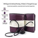 AMITD Bottes de Presso Compression d'air, Appareil de Massage pour Jambes...